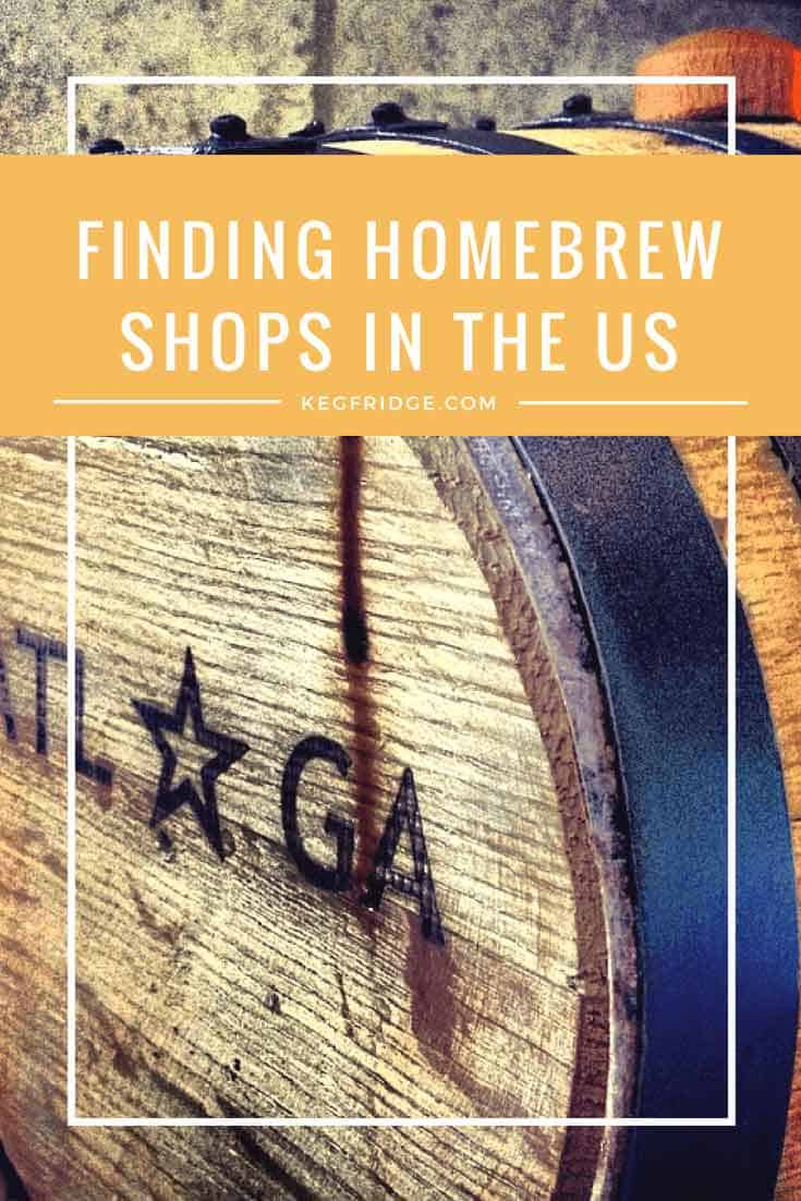 Finding Homebrew Shops in the US