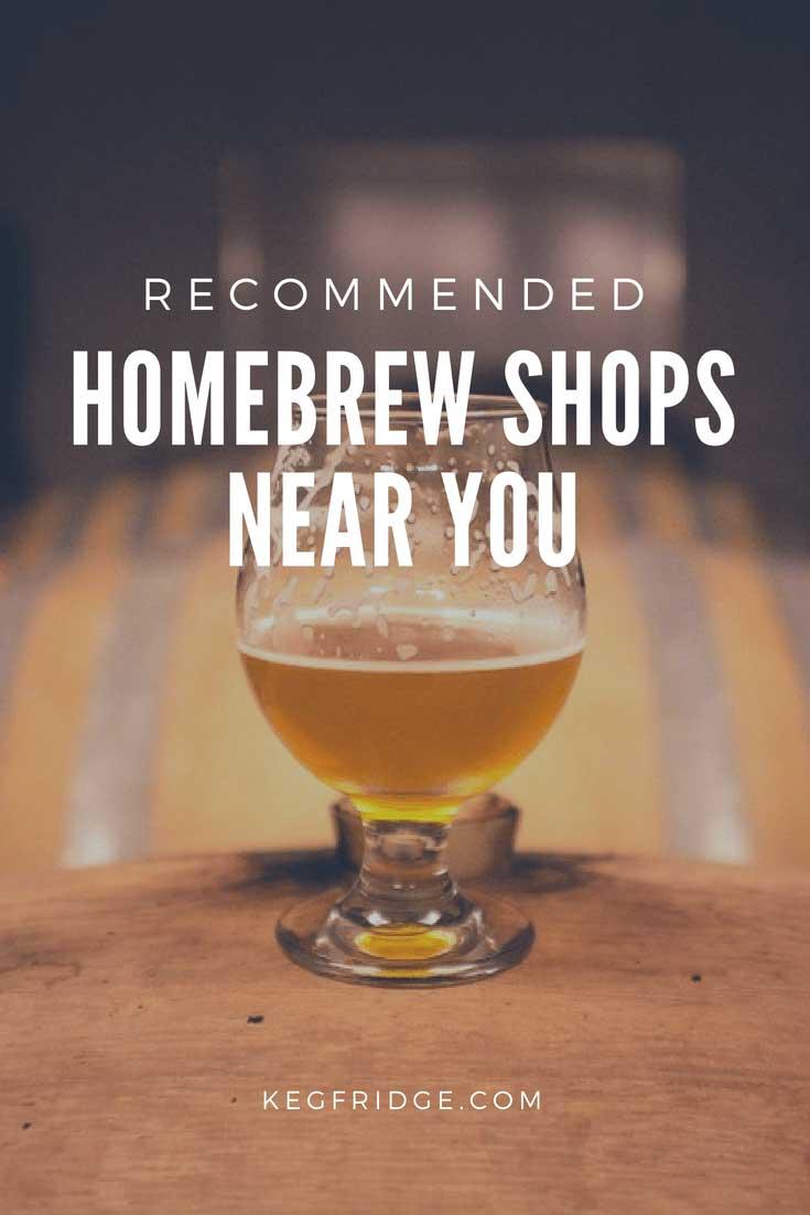 finding homebrew shop
