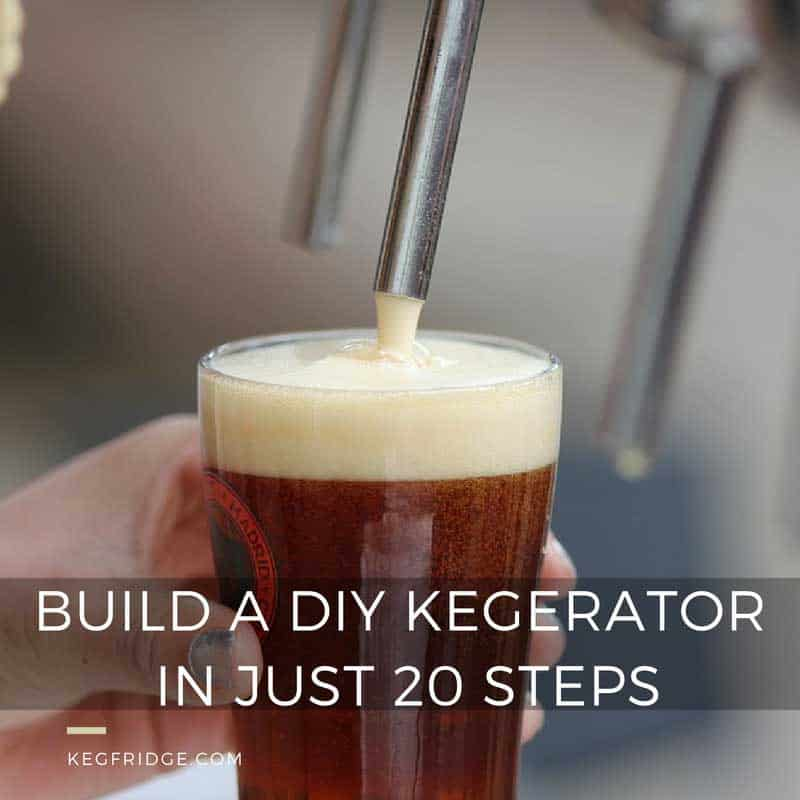 How to make a DIY Kegerator in just 20 steps