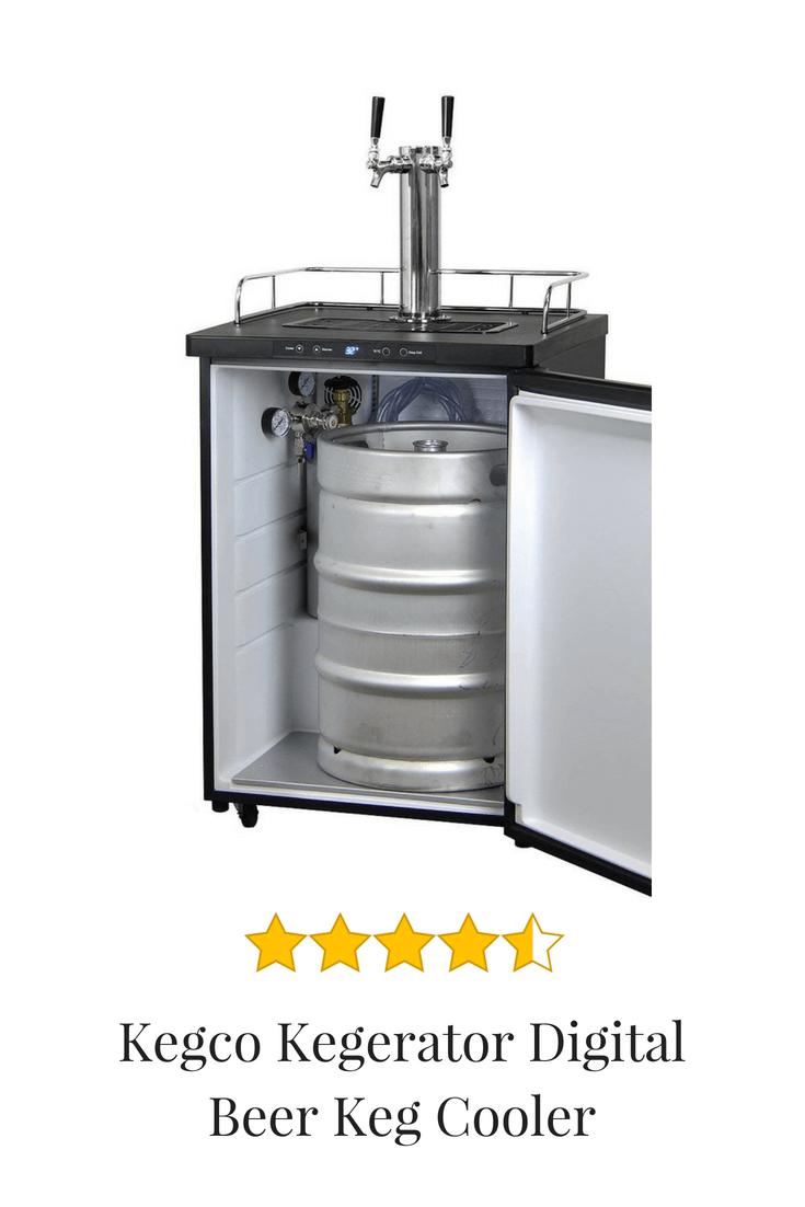 Kegco Kegerator Digital Beer Keg Cooler