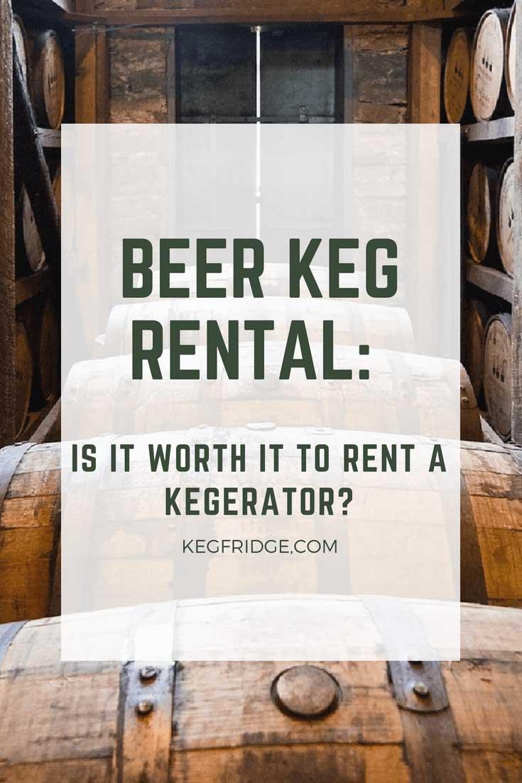 Kegfridge.com Beer Keg Rental