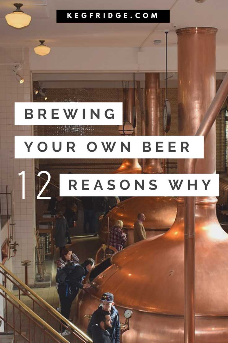 brewing your own beer 12 reasons why