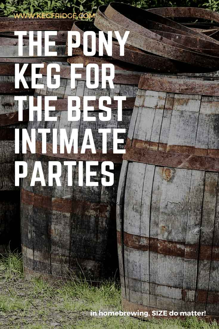 kegfridge.com - the pony keg for the best intimate parties